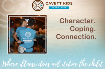 Cavett Kids Foundation: Where Illness Does Not Define the Child