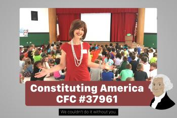 Constituting America 1 Minute Impact Video for the CFC