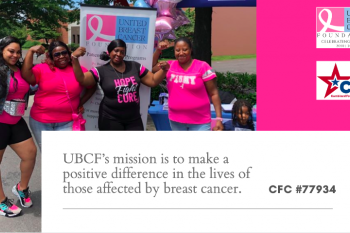 United Breast Cancer Foundation and the CFC